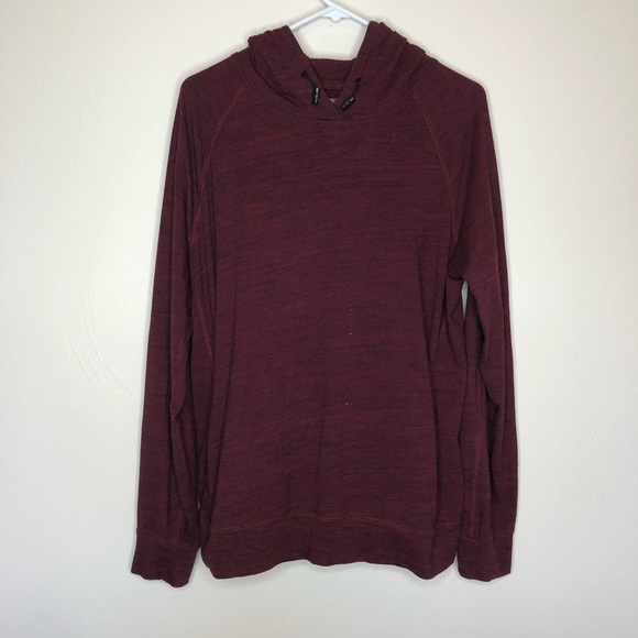 American Eagle Outfitters Other - Men's American Eagle Maroon Hoodie Shirt